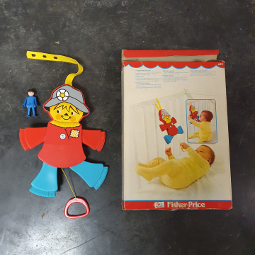 trekpop fisher price jumping jack