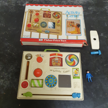activity board fisher price