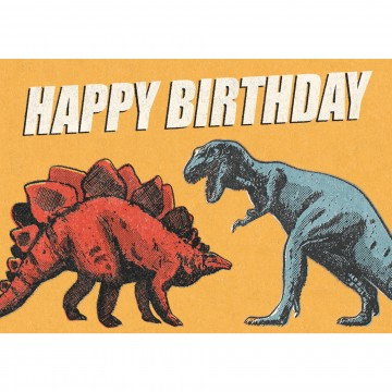 Happy birthday dino's