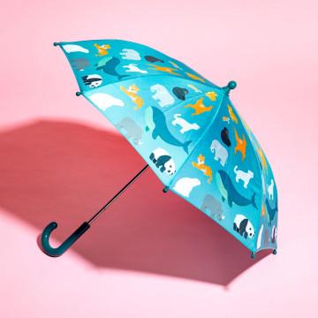 kinderparaplu bedreigde diersoorten