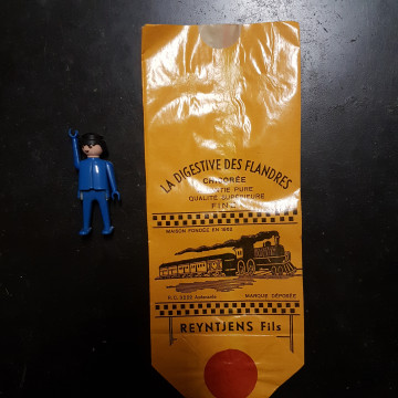 Verpakking chicorée
