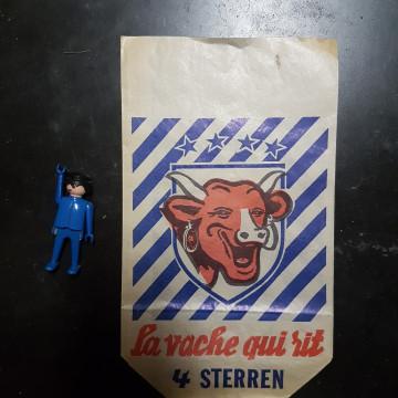 Verpakking la vache qui rit