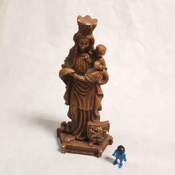 beeld Maria gips