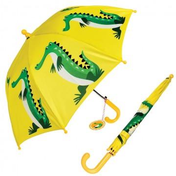 kinderparaplu krokodil
