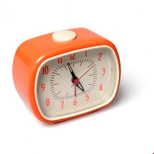 wekker oranje