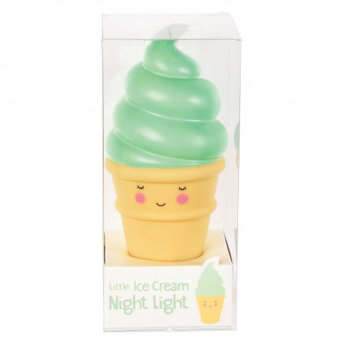 lampje ijsje groen