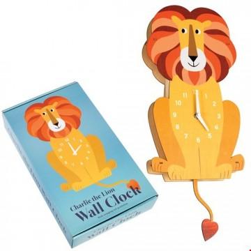 klok leeuw