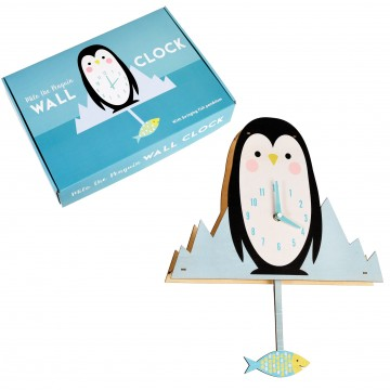 klok pinguin
