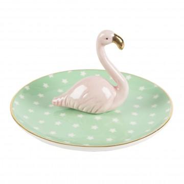 flamingo ringenhouder