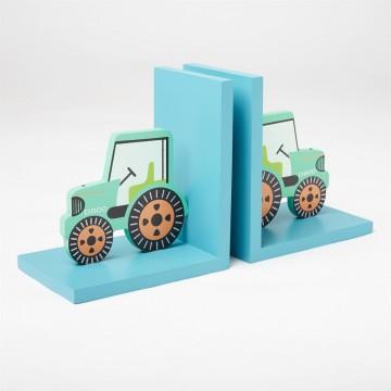 boekensteun tractor
