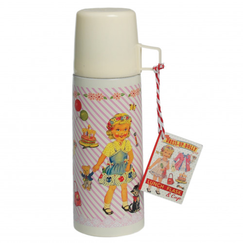 Thermos Dress Up Dolly