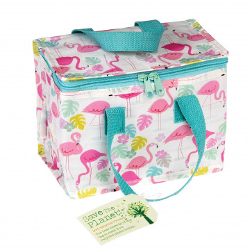 Lunchtas flamingo
