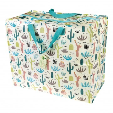 opbergzak cactus