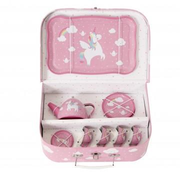 serviesje unicorn speelgoed